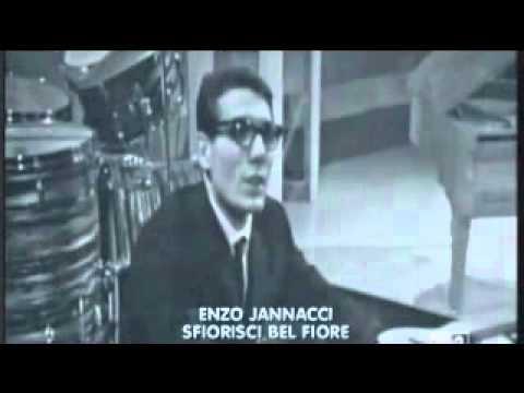 SFIORISCI BEL FIORE Enzo Jannacci 1965