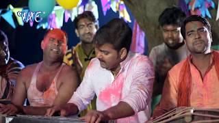 Superhit होली गीत 2017 - Pawan Singh - झूला में झूला झूलेला जोबनवा - Hero Ke Holi -Bhojpuri Hot Holi