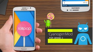 Install Android Lollipop 5.1.1 on SM G7102