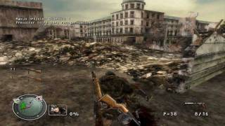 Sniper Elite | PC Español - Mission 1 - Gameplay HD