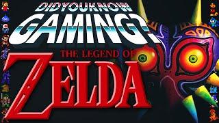 Zelda - Did You Know Gaming? Feat. JonTron (Zelda Easter Eggs)