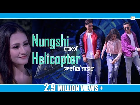 Xxx Mp4 Nungshi Helicopter Official Music Video Release 2018 3gp Sex