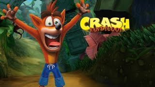 Crash Bandicoot - Na, ezek se mai darabok :D (F)