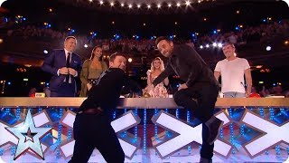 ANT & DEC'S GOLDEN BUZZERS!   Britain's Got Talent