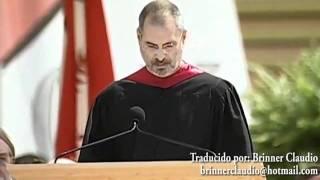 Discurso completo de Steve Jobs, audio en español, HD