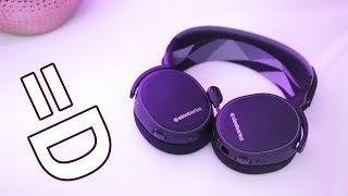 The Best PC & PS4 Headset - Steelseries Arctis 7 Review