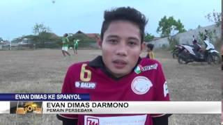 Evan Dimas Siap Hijrah Ke Spanyol