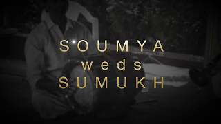 SUMUKH WEDS SOUMYA | INDIAN TELUGU WEDDING | METPALLY | MEMORY BASKET BY VIGNESH MADHU