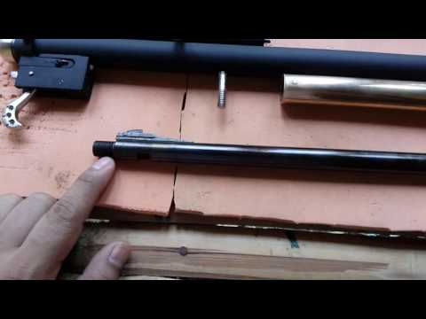 Air Rifle, Airgun Armscor Assembly Part 3