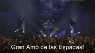 Rhapsody March of the swordmaster subtitulos en español