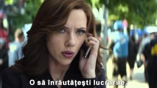 Capitanul America: Razboi Civil trailer subtitrat in romana