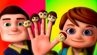 Finger Family | Finger Family Videogyan | 3D Animation- Finger Family Nursery Rhyme For Children