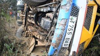 Ajari Yaua 11 Mkoani Mbeya Majeruhi Wakimbizwa Hospitali