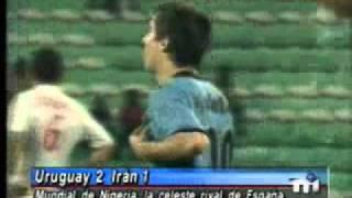 Uruguay vs Iran - Mundial Sub-17 Nigeria 2009