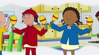 ᴴᴰ BEST ✓ Caillou 525 - Caillou Conducts//Captain Caillou//Caillou Roars NEW 2017 ♥