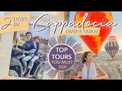 CAPPADOCIA BUCKET LIST Hot Air Balloon ATV Ride & Gold Tour TURKEY Travel Guide Sophie Ramos