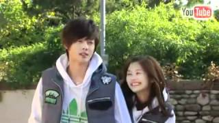 Playful Kiss[Hyun Joong & So Min] YouTube Special Edition Cute Scene .flv