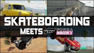 Forza+Horizon+3+-+SKATEBOARDING+MEETS+FORZA+HORIZON+-+If+Tony+Hawk+Played+Forza%21%21