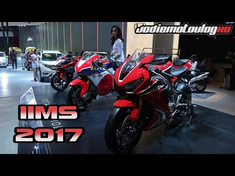 Indonesia International Motorshow 2017 (IIMS 2017)