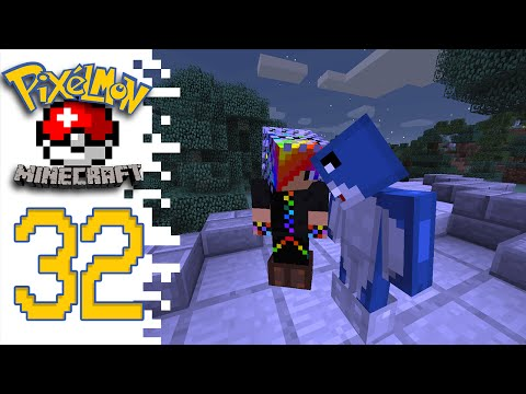 Minecraft Pixelmon (Public Server) - EP32 - New Update!