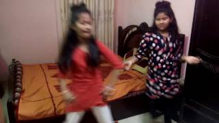 yasha and ruponti dance on- kala chasma