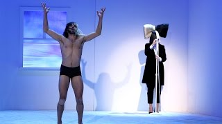 Sia Performs 'Bird Set Free'