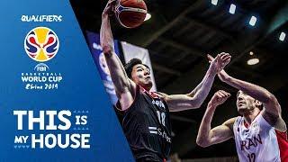 Iran v Japan - Full Game - FIBA Basketball World Cup 2019 - Asian Qualifiers