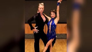 Cancer Survivor Shares Victorious Ballroom Dance With Doctor to Celebrate Life