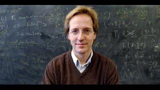 The Unreasonable Effectiveness of Quantum Physics in Modern Mathematics -- Robbert Dijkgraaf