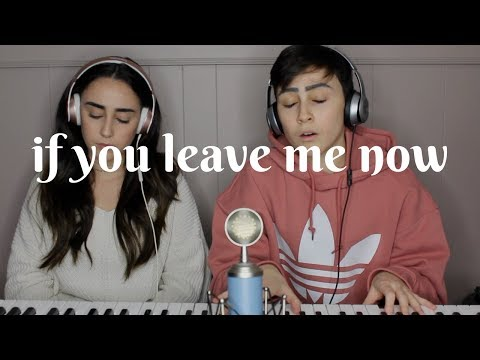 If You Leave Me Now - Charlie Puth feat. Boyz II Men Cover
