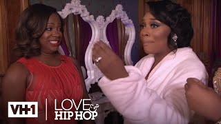 Love & Hip Hop Live: The Wedding | Joseline Hernandez Busts In On Kandi & Yandy | VH1