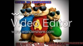 skusta clee - dizzong cover by chipmunks