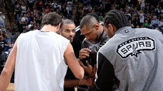 Top Teamwork Plays of the 2013-14 San Antonio Spurs