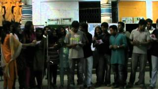 Re Mama Re by final yr B.Arch 2012 @IITKgp