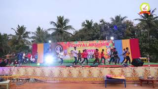 Tamil Fusion Dance by VII Rubbies Boys