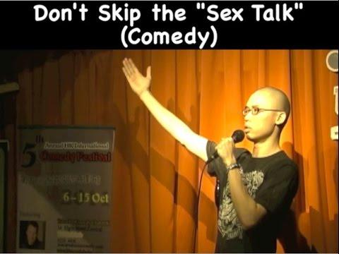 Xxx Mp4 Jinx Yeo Don T Skip The Sex Talk Comedy 3gp Sex