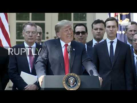 USA Trump clashes with reporters over Kavanaugh questioning