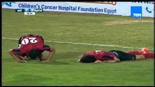 """عمرو مرعي يحرز الهدف الثاني للداخلية فى مرمي انبي """" الداخلية vs انبي """""""