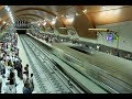Download Video Download Super-modern Sofia Bulgaria Metro System: Fantastic Subway Ride 3GP MP4 FLV