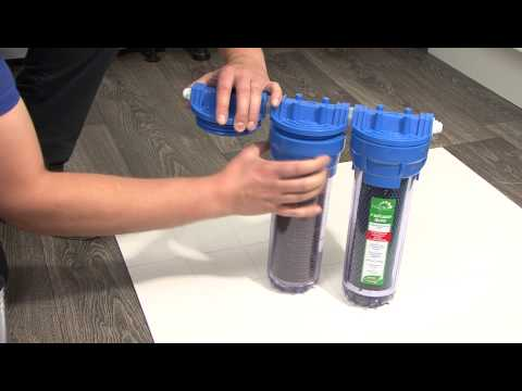 Как сделать из фильтра гейзер
