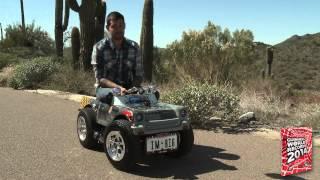 أصغر سيارة تدخل موسوعة جينيز 2014