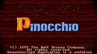 Mega Drive Longplay [420] Pinocchio