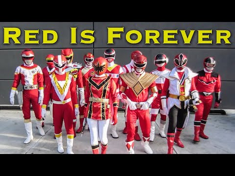 Xxx Mp4 FOREVER SERIES Red Is Forever Power Rangers 3gp Sex