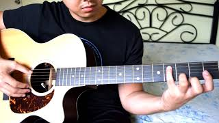 (SLOW DEMO) For You | F4 | Meteor Garden 2018 OST (Fingerstyle Tutorial)