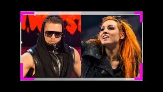 When to expect the miz and becky lynch back on wwe tv Breaking Daily News