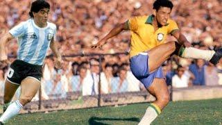 Maradona 10 Vs The  Legend Mané Garrincha 7HD
