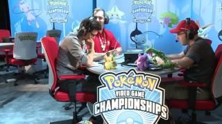 2016 Pokémon National Championships: VG Masters Top 8, Match D