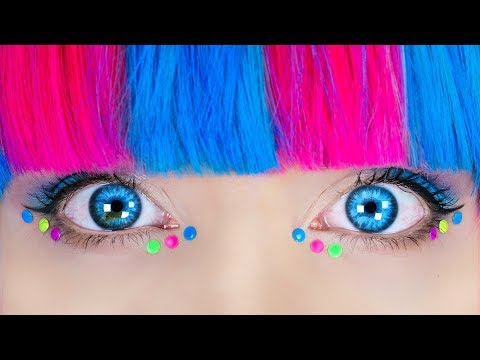 DIY Hair Hacks! 12 DIY Hair Accessories & Hairstyles for Girls
