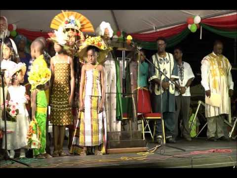 Spiritual Baptist Liberation Celebration Pt 1. Mandingo Recreation Gr. Trinidad