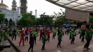 SENAM PINGUIN CUCI TANGAN 6 LANGKAH RSUD LANGSA